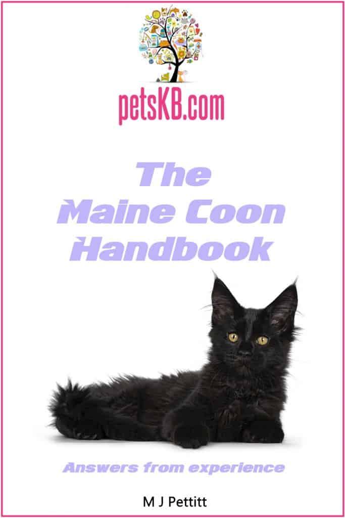 The Maine Coon Handbook